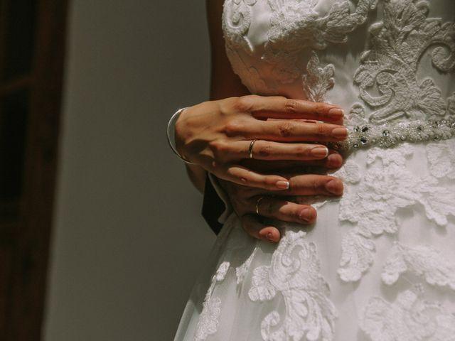 La boda de Josué y Miriam en San Cristobal, Santa Cruz de Tenerife 17