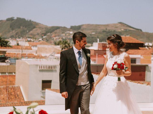 La boda de Miriam y Josué