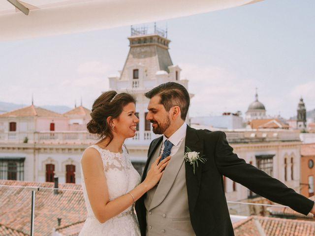 La boda de Josué y Miriam en San Cristobal, Santa Cruz de Tenerife 20