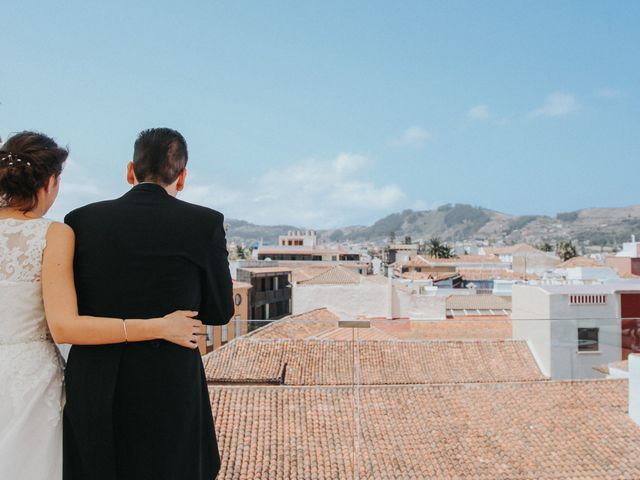 La boda de Josué y Miriam en San Cristobal, Santa Cruz de Tenerife 21