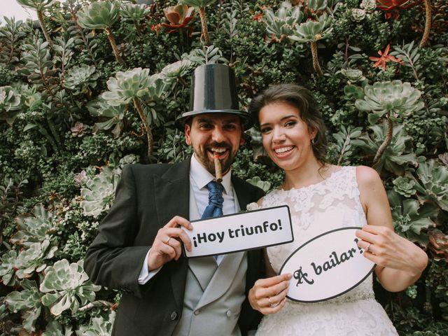 La boda de Josué y Miriam en San Cristobal, Santa Cruz de Tenerife 26