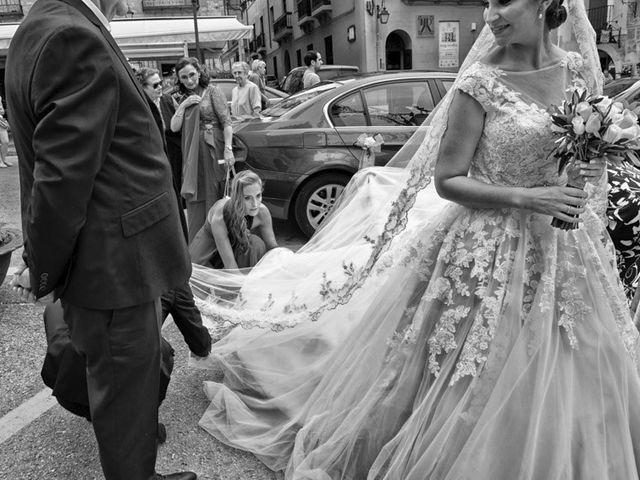 La boda de Rafa y Mónica en Siguenza, Guadalajara 18