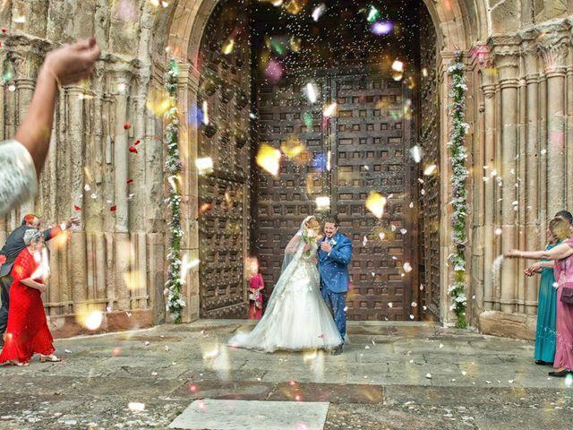 La boda de Rafa y Mónica en Siguenza, Guadalajara 2