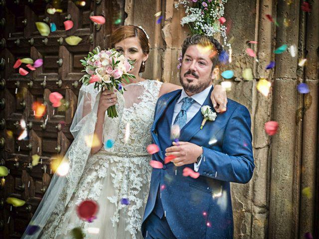 La boda de Rafa y Mónica en Siguenza, Guadalajara 30