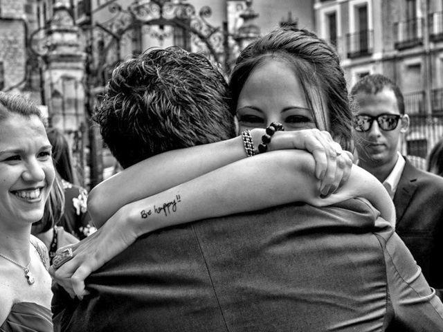 La boda de Rafa y Mónica en Siguenza, Guadalajara 33