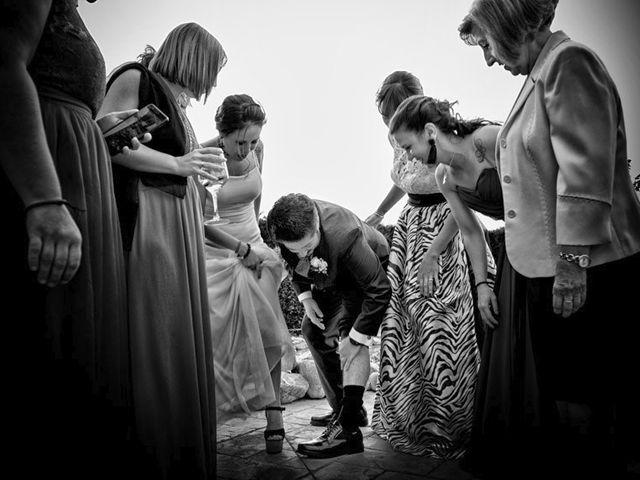 La boda de Rafa y Mónica en Siguenza, Guadalajara 47