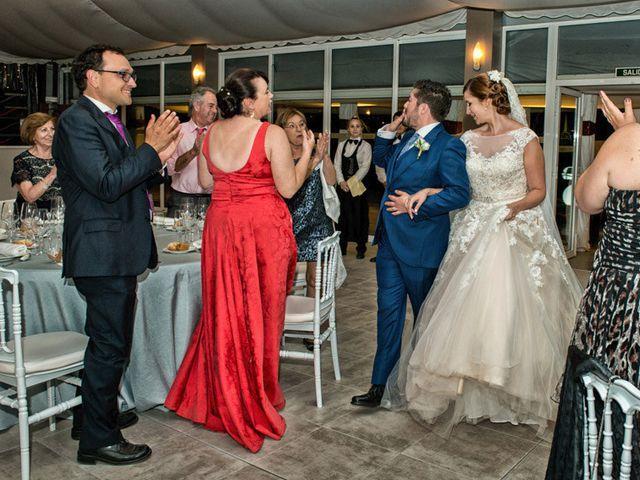 La boda de Rafa y Mónica en Siguenza, Guadalajara 54