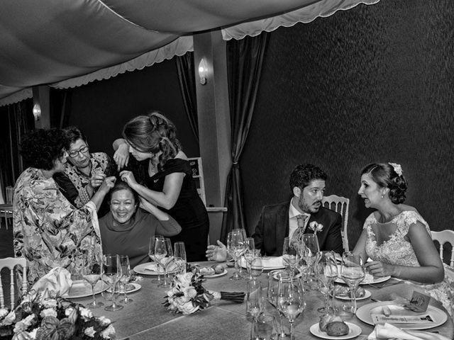 La boda de Rafa y Mónica en Siguenza, Guadalajara 55