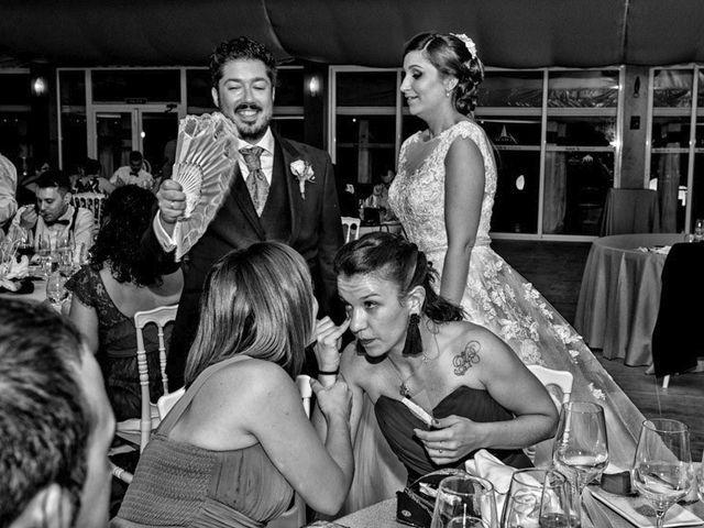 La boda de Rafa y Mónica en Siguenza, Guadalajara 57