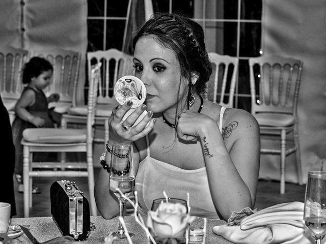 La boda de Rafa y Mónica en Siguenza, Guadalajara 59