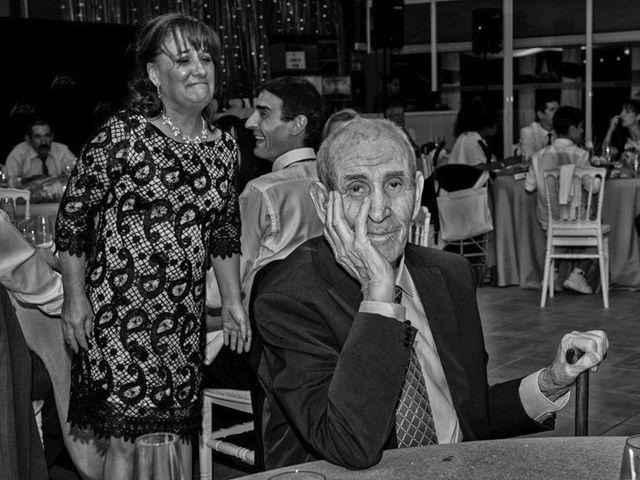 La boda de Rafa y Mónica en Siguenza, Guadalajara 62