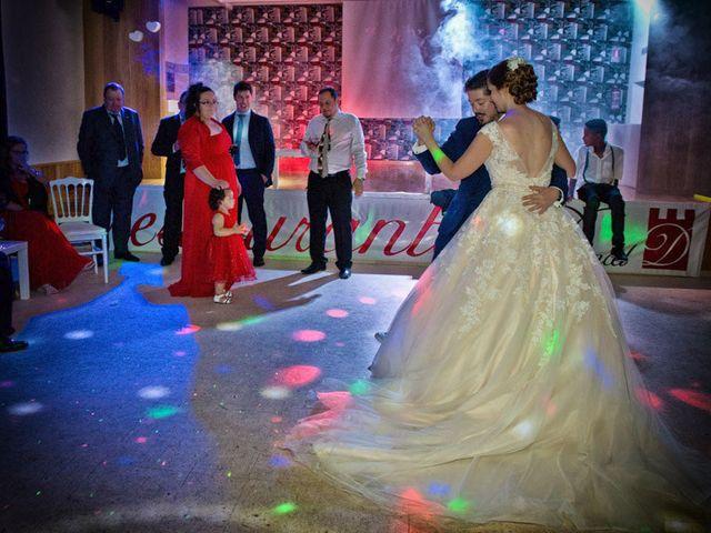 La boda de Rafa y Mónica en Siguenza, Guadalajara 64