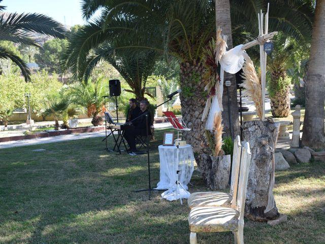 La boda de Víctor y Susana en Beniajan, Murcia 2