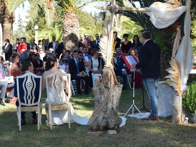 La boda de Víctor y Susana en Beniajan, Murcia 9