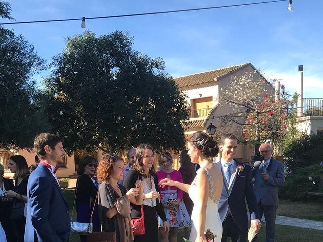 La boda de Víctor y Susana en Beniajan, Murcia 13