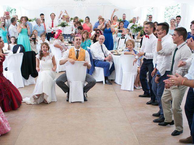 La boda de Laura y Valen