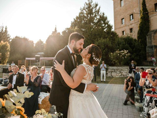 La boda de Roberto y Natalia en Miranda De Ebro, Burgos 71