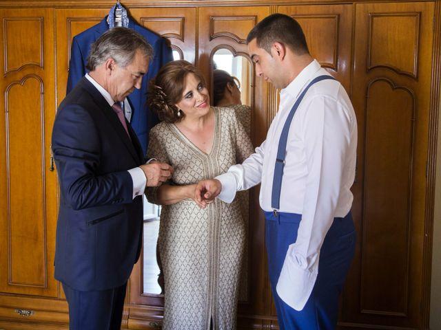 La boda de Borja y Yoana en Navahermosa, Toledo 2