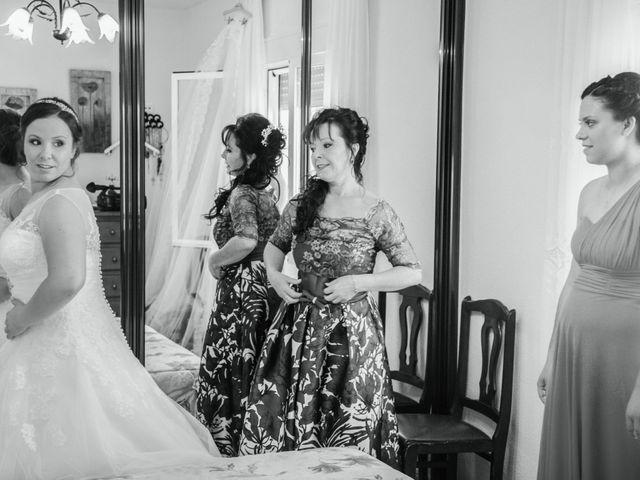 La boda de Borja y Yoana en Navahermosa, Toledo 6