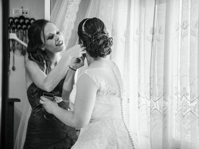 La boda de Borja y Yoana en Navahermosa, Toledo 7