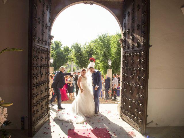 La boda de Borja y Yoana en Navahermosa, Toledo 13