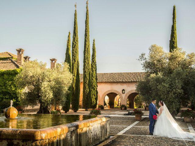 La boda de Borja y Yoana en Navahermosa, Toledo 15
