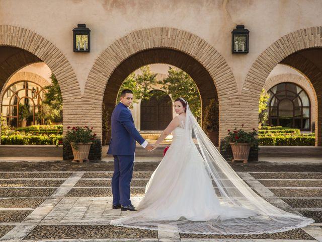 La boda de Borja y Yoana en Navahermosa, Toledo 17