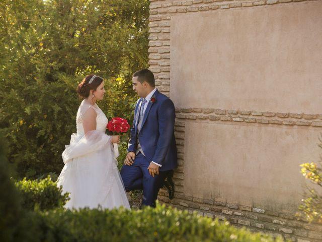 La boda de Borja y Yoana en Navahermosa, Toledo 18