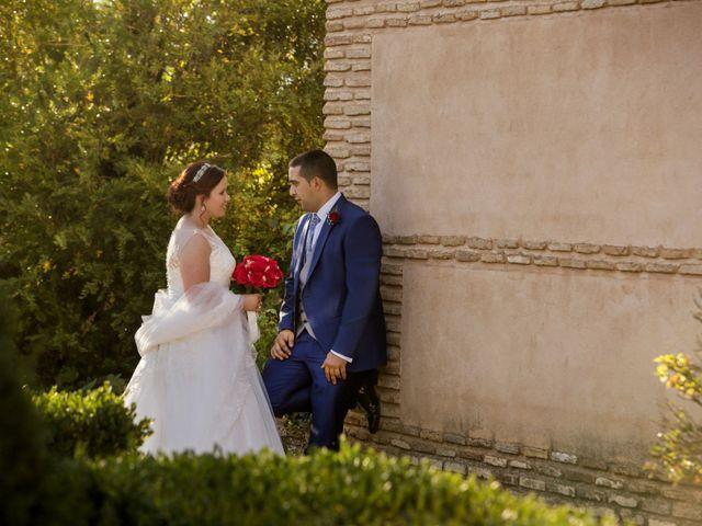 La boda de Borja y Yoana en Navahermosa, Toledo 19