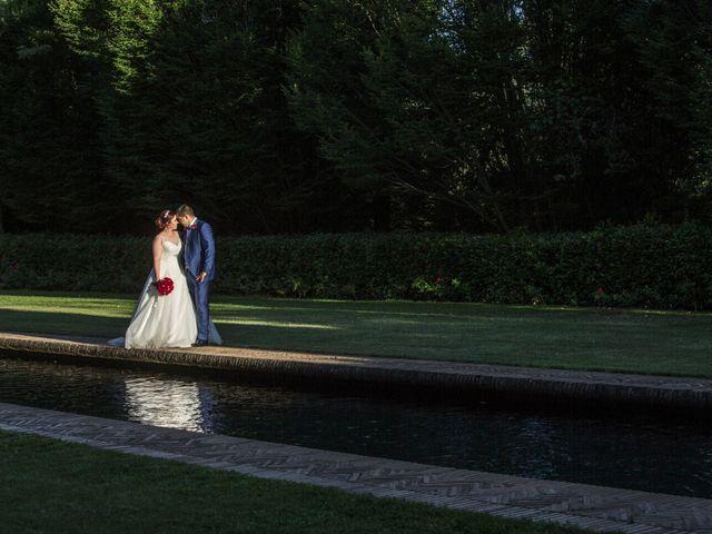 La boda de Borja y Yoana en Navahermosa, Toledo 27