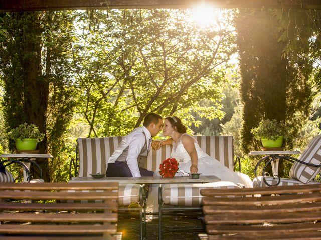 La boda de Borja y Yoana en Navahermosa, Toledo 30