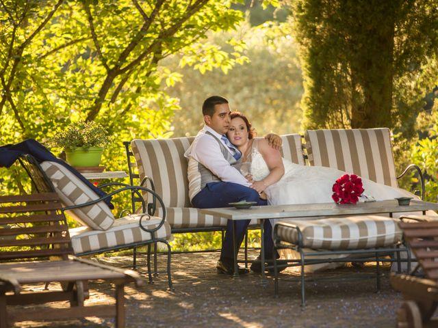 La boda de Borja y Yoana en Navahermosa, Toledo 31