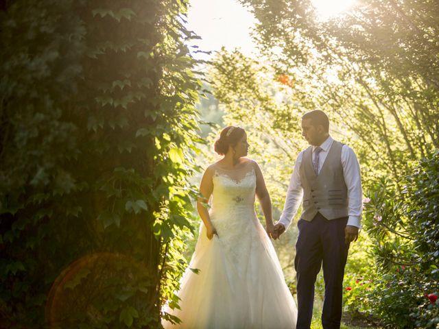 La boda de Borja y Yoana en Navahermosa, Toledo 36