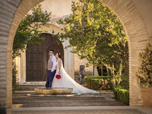 La boda de Borja y Yoana en Navahermosa, Toledo 39