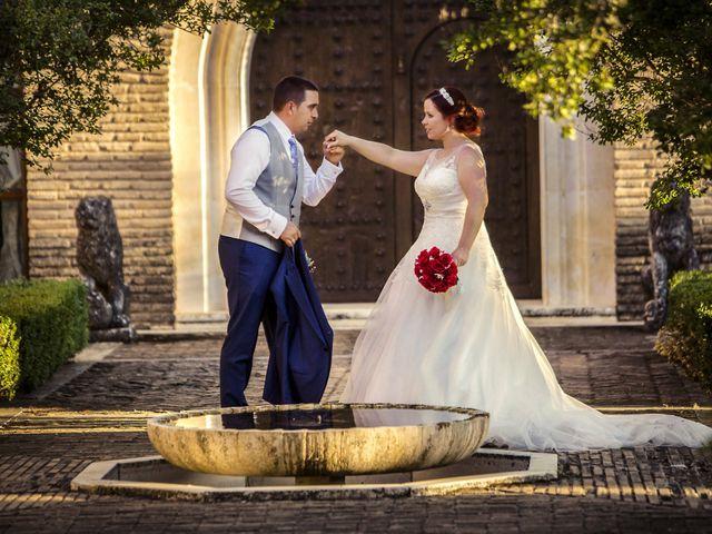La boda de Yoana y Borja