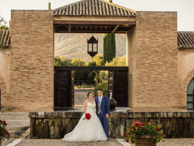 La boda de Borja y Yoana en Navahermosa, Toledo 40