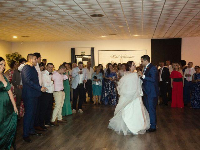 La boda de Borja y Yoana en Navahermosa, Toledo 45