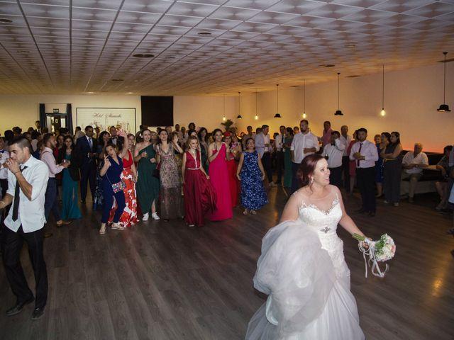 La boda de Borja y Yoana en Navahermosa, Toledo 46