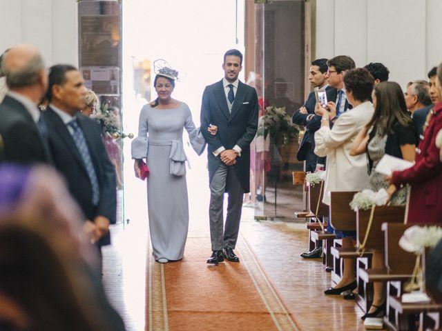 La boda de Nacho y Marta en Valladolid, Valladolid 29