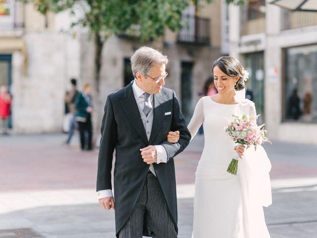 La boda de Nacho y Marta en Valladolid, Valladolid 33