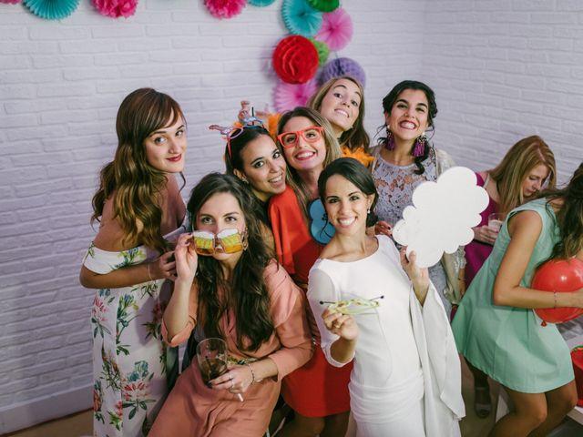 La boda de Nacho y Marta en Valladolid, Valladolid 126