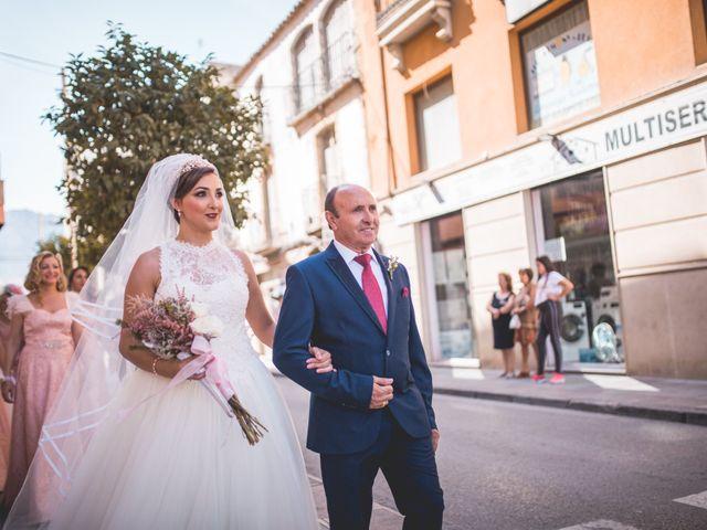 La boda de Blas y Rocio en Jodar, Jaén 24