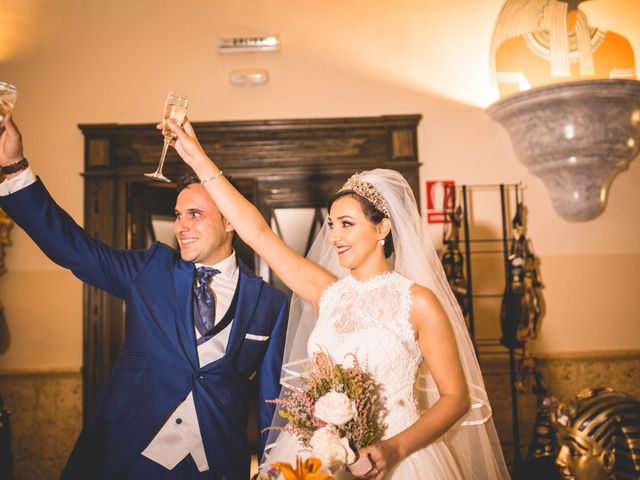 La boda de Blas y Rocio en Jodar, Jaén 34