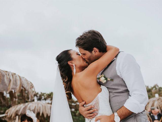 La boda de Kristy y Yago