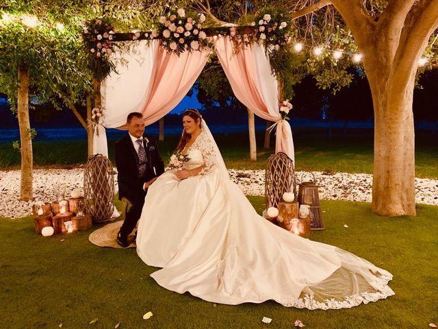 La boda de Elisabet  y Michel