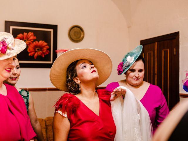 La boda de Alejandro y Beatriz en Garrovillas, Cáceres 10