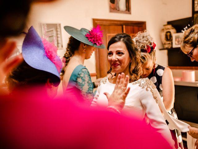 La boda de Alejandro y Beatriz en Garrovillas, Cáceres 11