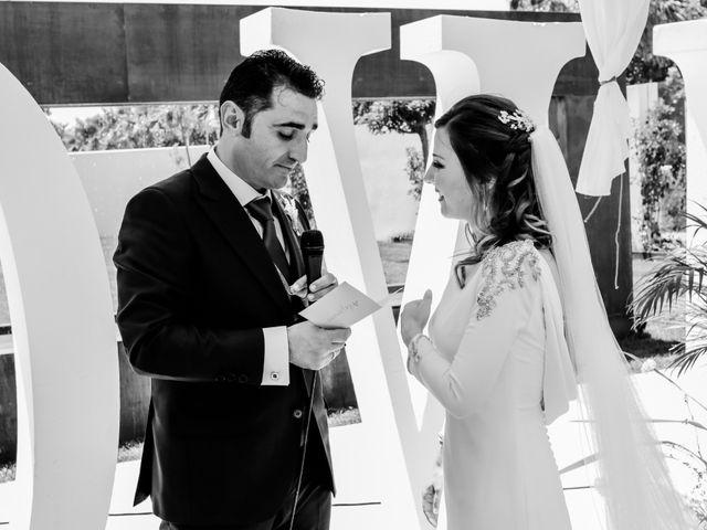 La boda de Alejandro y Beatriz en Garrovillas, Cáceres 20