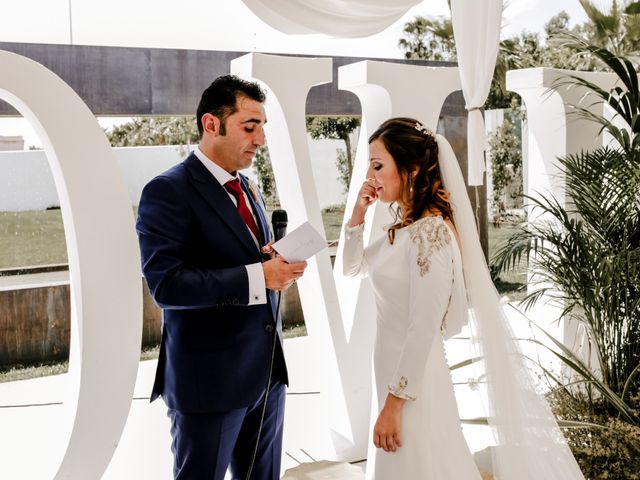 La boda de Alejandro y Beatriz en Garrovillas, Cáceres 21