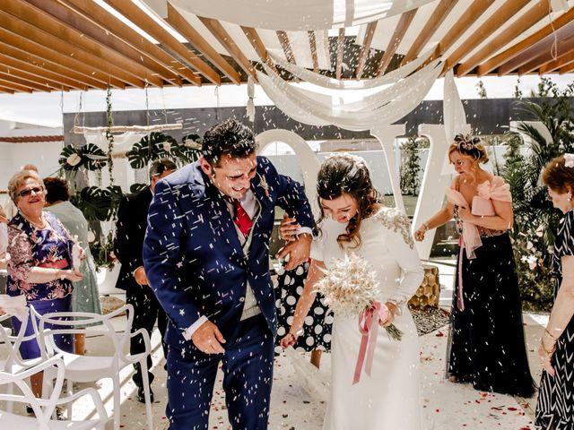 La boda de Alejandro y Beatriz en Garrovillas, Cáceres 22